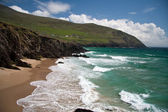 Strand in Irland — Stock Photo
