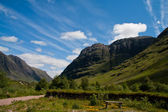 Im Glen Coe — Stock Photo