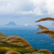 Skellig Michael, Irland - Stock Photo