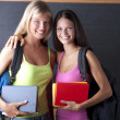 Beautiful students — Stock Photo #4048730