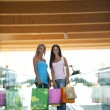 At shopping center — Stock Photo #4167325