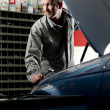 Mechanic at work - Foto de Stock