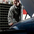 Mechanic at work — Stock Photo #4210563