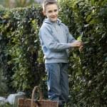 Little Gardener — Stock Photo #4260128