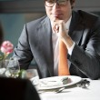 Business Dinner - Stock Photo