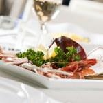 Shellfish Dish — Stock Photo