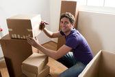 Packing — Stock Photo