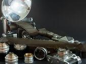 Античный камеры — Стоковое фото