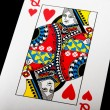 Queen of Hearts — Stock Photo #3766076