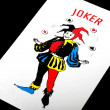 Stock Photo: Joker