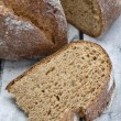 Wholegrain bread — Stock Photo