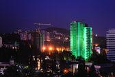 Ciudad de la noche. — Foto de Stock