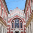 The Jewish Synagogue in Brasov - Stock Photo