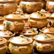 Royalty-Free Stock Photo: Traditional romanian pottery