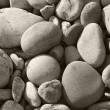 Stock Photo: Background of pebbles