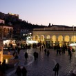 Monastiraki squre - Stock Photo