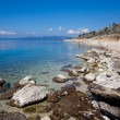 Greek Coastline — Stock Photo