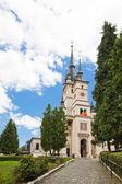 николаевская церковь в брашове — Стоковое фото