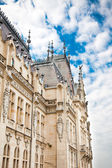 The Culture Palace in Iasi — Stock Photo