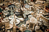 Antiques — Stock Photo