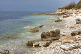 Pobřeží v chorvatsku — Stock fotografie