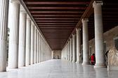 Ancient Agora — Stock Photo