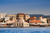 Chania Harbour — Stock Photo