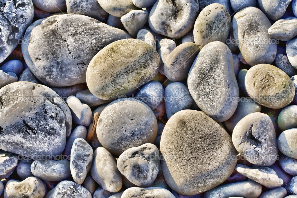 Pebbles abstract background. — Stock Photo #3648091