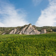 Stock Photo: Komolithi geological phenomenon