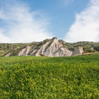 Komolithi geological phenomenon — Stock Photo