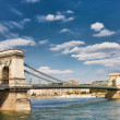 Chain Bridge - Stock Photo