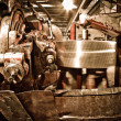 Industrial machinery — Stock Photo #3651460