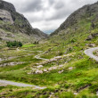 gap of dunloe — Stock Photo