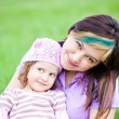 Mother and daughter — Stock Photo #3654037