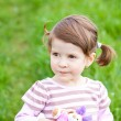 Serious little girl — Stock Photo #3654201