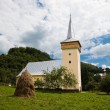 Medieval church in Corna Village — Stock Photo