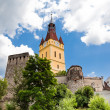 Cristian Fortified Church — Stock Photo
