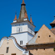 Harman Fortified Church — Stock Photo
