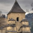Stock Photo: Monastery Fortification Tower
