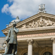 National Theater — Stock Photo