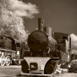 Steam trains — Stock Photo #3655649