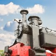 Stock Photo: Steam trains