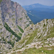 Bucegi Landscape — Stock Photo