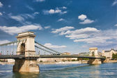 Chain Bridge — Stock Photo