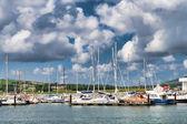 Дингл гавань — Стоковое фото