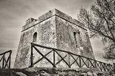 Torre dell'Aglio — Stock Photo