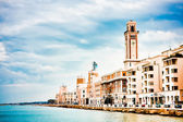 Scenery in Bari — Stock Photo
