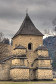 Monastery Fortification Tower — Stock Photo