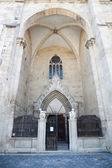 Catholic Cathedral in Alba Iulia — Stock Photo