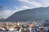Brasov Panorama — Stock Photo
